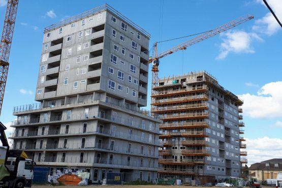 Baufortschritt Neu Leopoldau